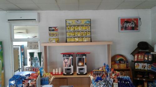 alquiler de máquina de café. vending, comodato. promociones.