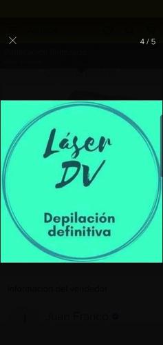 alquiler de maquina de depilacion definitiva laser trio ice