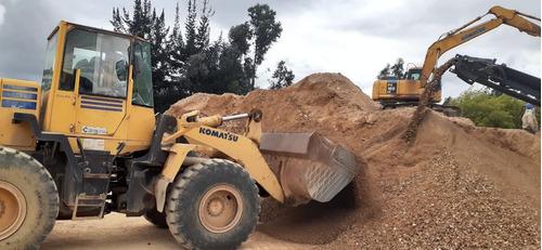 alquiler de maquinaria - obras civiles
