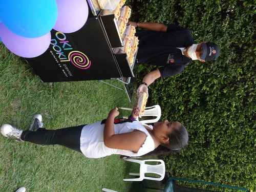 alquiler de maquinas de alimentos y snacks para fiestas