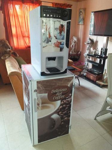 alquiler de maquinas de café y capuchino