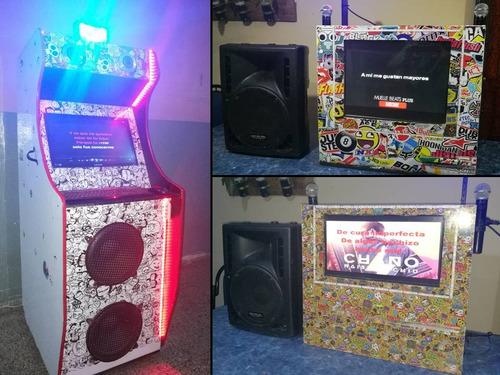 alquiler de máquinas de karaoke !!