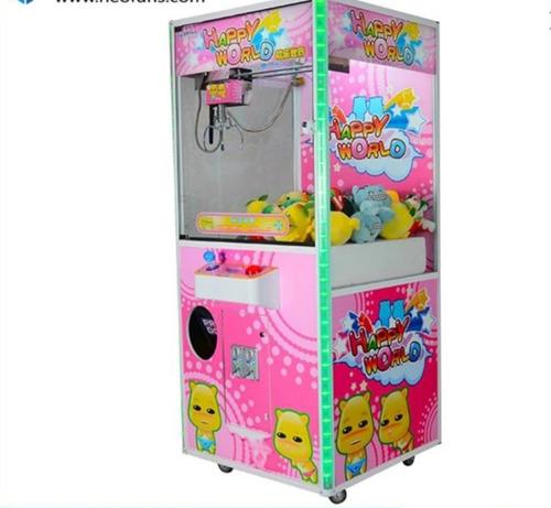 alquiler de máquinas expendedoras peluches