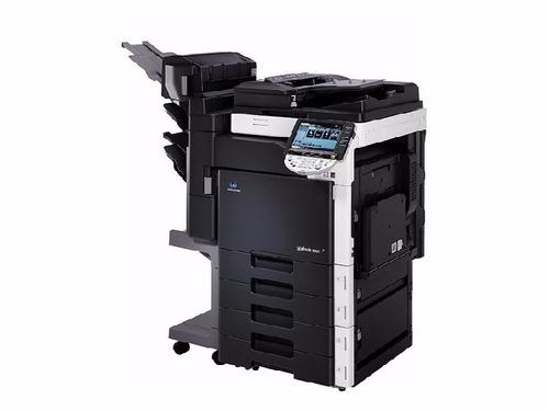 alquiler de maquinas fotocopiadoras color - blanco y negro