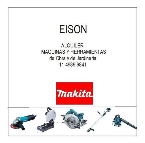 alquiler de maquinas herramientas electricas y explocion
