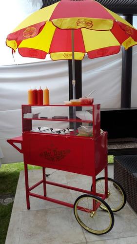 alquiler de máquinas para eventos hot dog granizados canguil