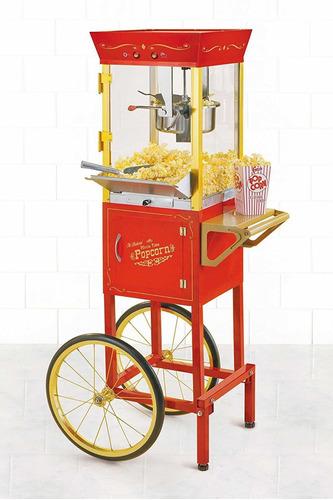 alquiler de máquinas para eventos y fiestas