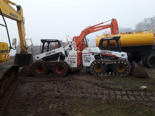 alquiler de maquinas viales movimientos de suelos northvial