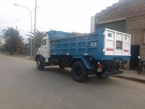 alquiler de maquinas viales y camiones volcadores