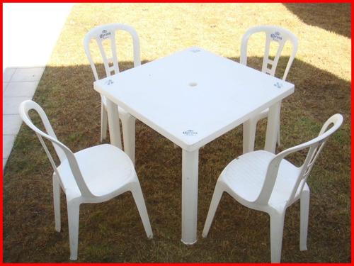 alquiler de mesas cuadradas