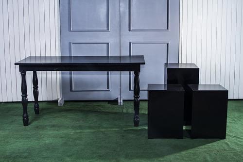 alquiler de mesas de dulces / candybar / mobiliario eventos