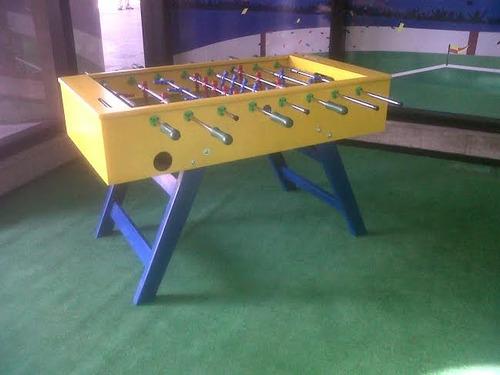 alquiler de mesas de hockey futbolito pool ping pong jovenes