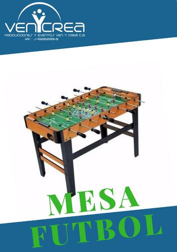 alquiler de mesas de juego