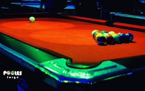 alquiler de mesas de pool profesionales y fonolas digitales