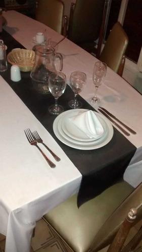 alquiler de mesas-sillas-vajilla*san miguel-muñiz-bella vist