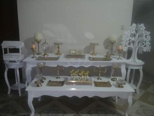 alquiler de mesas vintage y accesorios