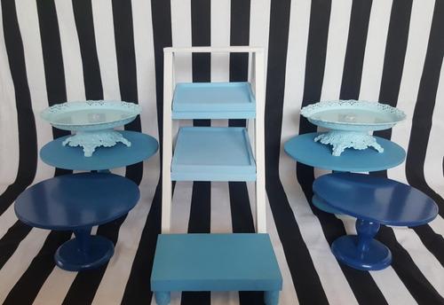 alquiler de mesas y bases dulces, decoración de eventos