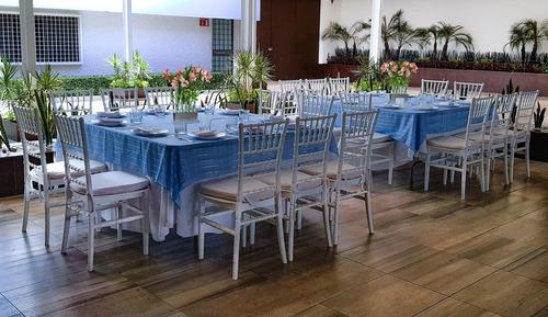 alquiler de mesas y sillas