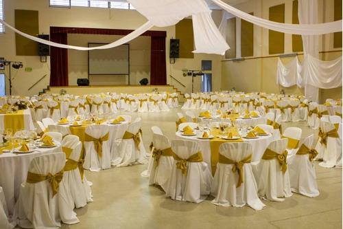 alquiler de mesas y sillas para fiestas, eventos y salones.