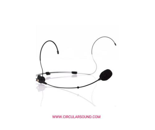 alquiler de micrófonos inalámbricos de vincha y corbatero