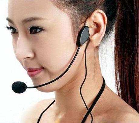 alquiler de micrófonos inalambricos, headset y sonido