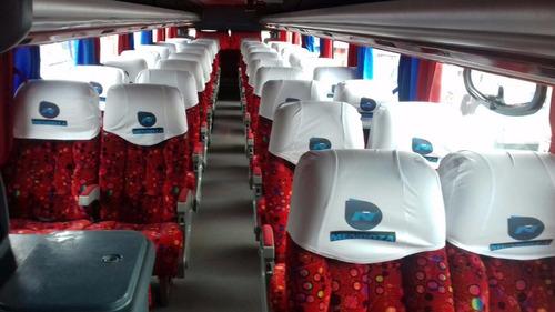 alquiler de micros buses omnibus de corta y larga distancia