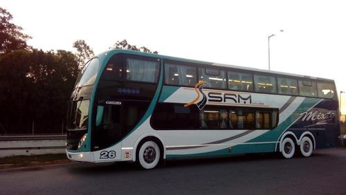 alquiler de micros l /distancia turismo omnibus buses viajes