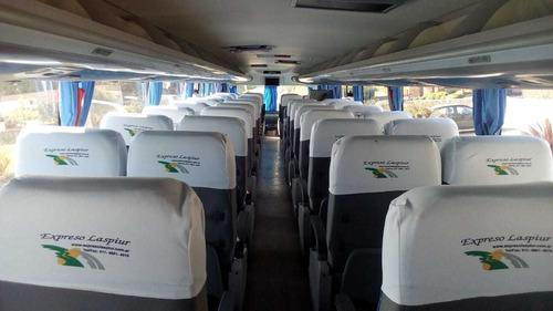 alquiler de micros ómnibus de corta, media y larga distancia