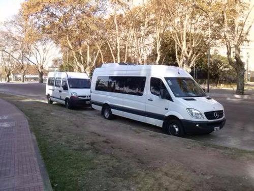 alquiler de  mini bus 11 - 15 - 19 pasajeros !!!!!
