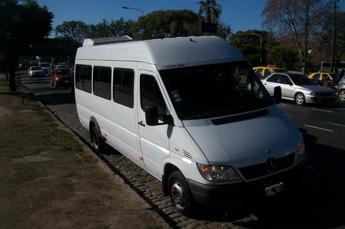 alquiler de minibus sprinter 19 pax y hyundai h1 ejecutiva
