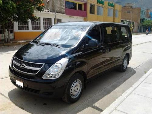alquiler de minivan h1