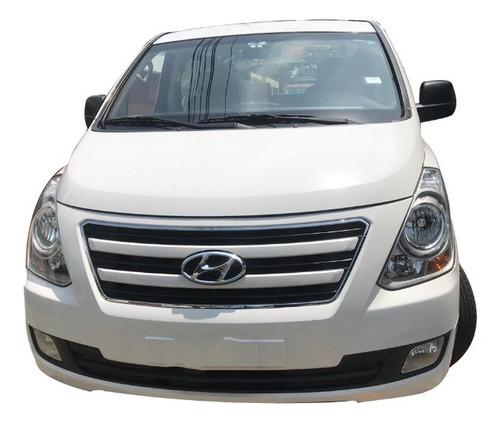 alquiler de minivan hyundai h1 - traslados en privado
