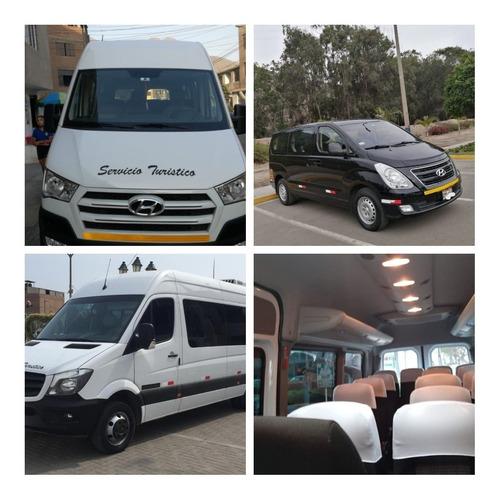 alquiler de minivan hyundai h1,minibus, mini bus ,van,autos