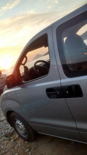 alquiler de minivans h1 con chofer