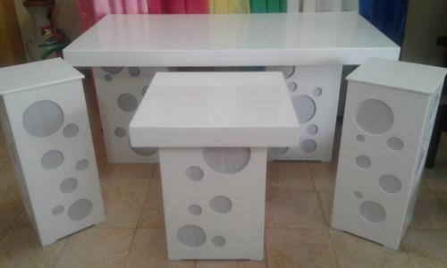 alquiler de mobiliario para eventos