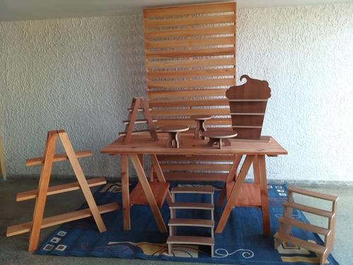 alquiler de mobiliario para sus fiestas