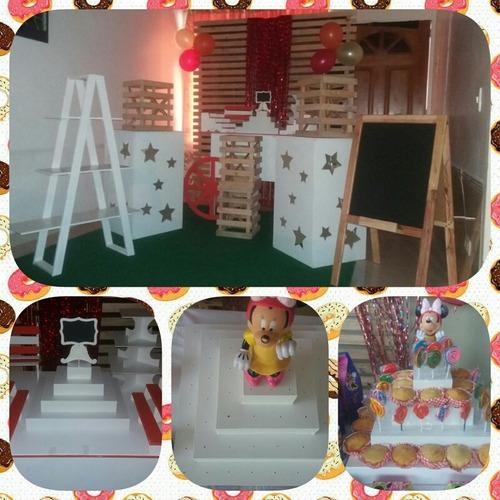 alquiler de mobiliario vitage, mesas,sillas colchon inflable