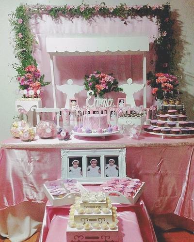alquiler de mobiliario y decoración de fiestas candy bar