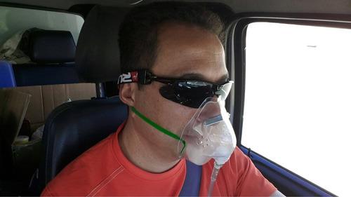 alquiler de mochilas de oxigeno para travesías 4x4, cuatri