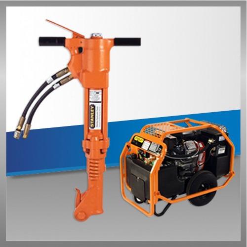 alquiler de motocompresor hidráulico