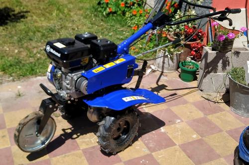 alquiler de motocultivadora/rotovator
