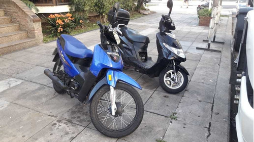 alquiler de motos para examen practico de manejo palermo,