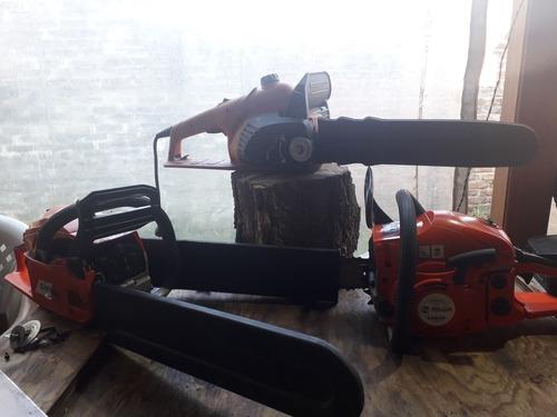 alquiler de motosierras y electrosierras