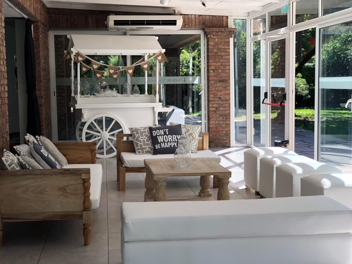 alquiler de muebles para eventos en mercado libre