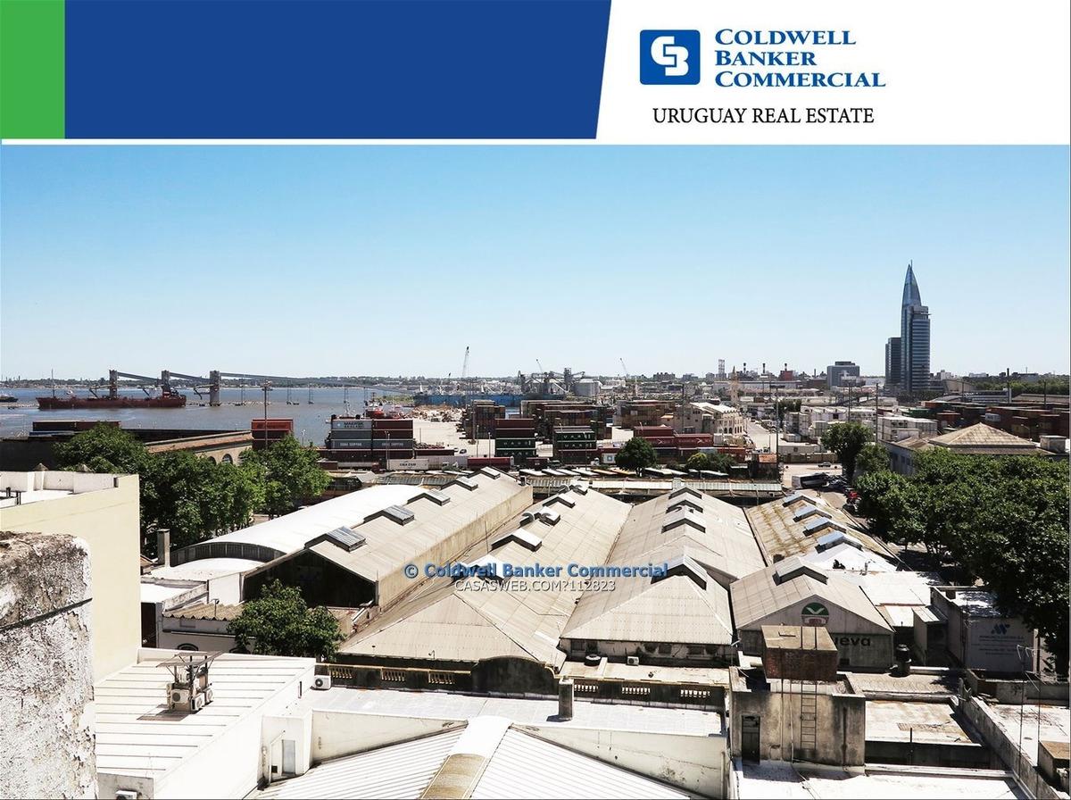 alquiler de oficina - centro - próximo puerto