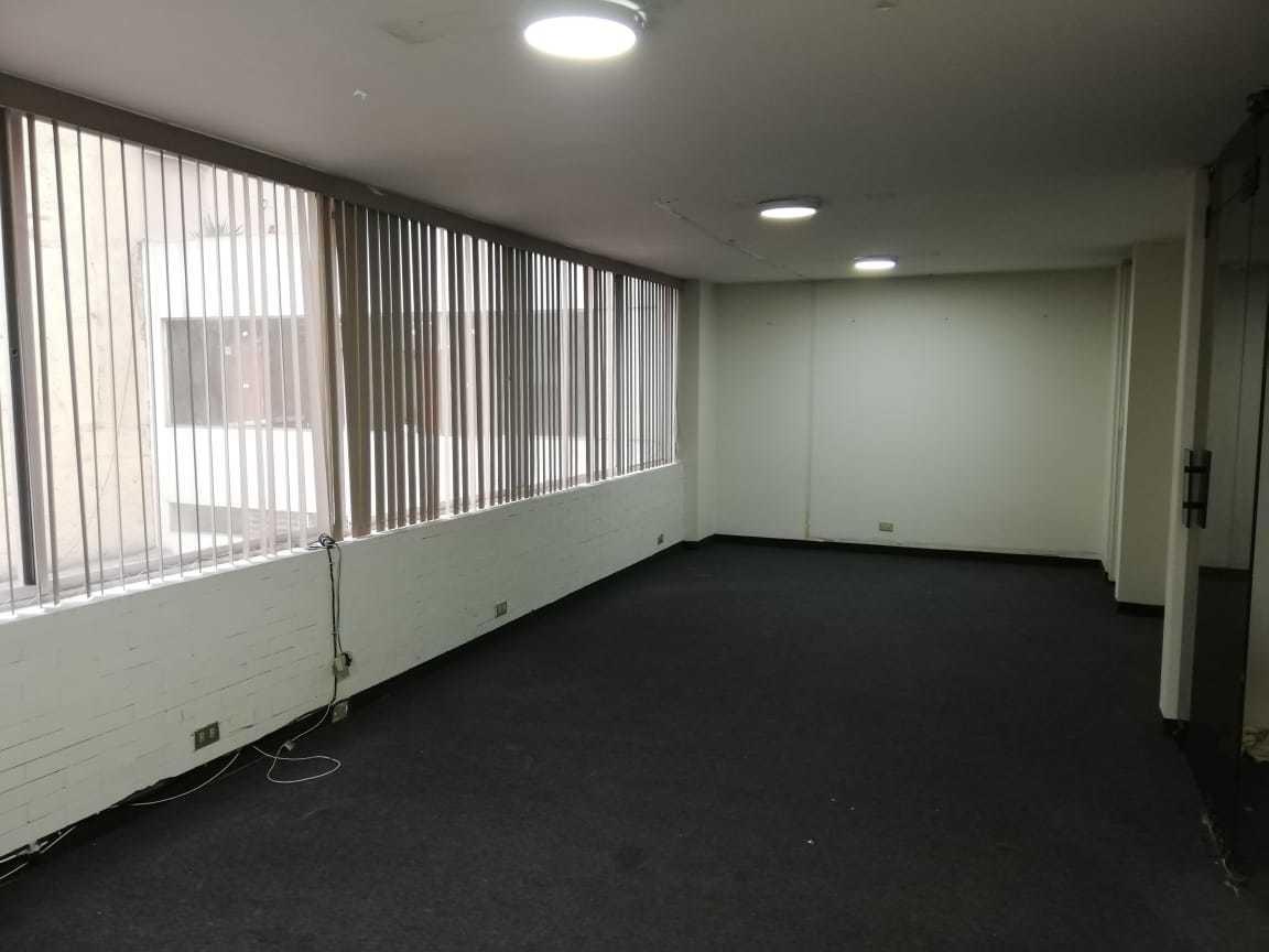 alquiler de oficina en miraflores 60m2
