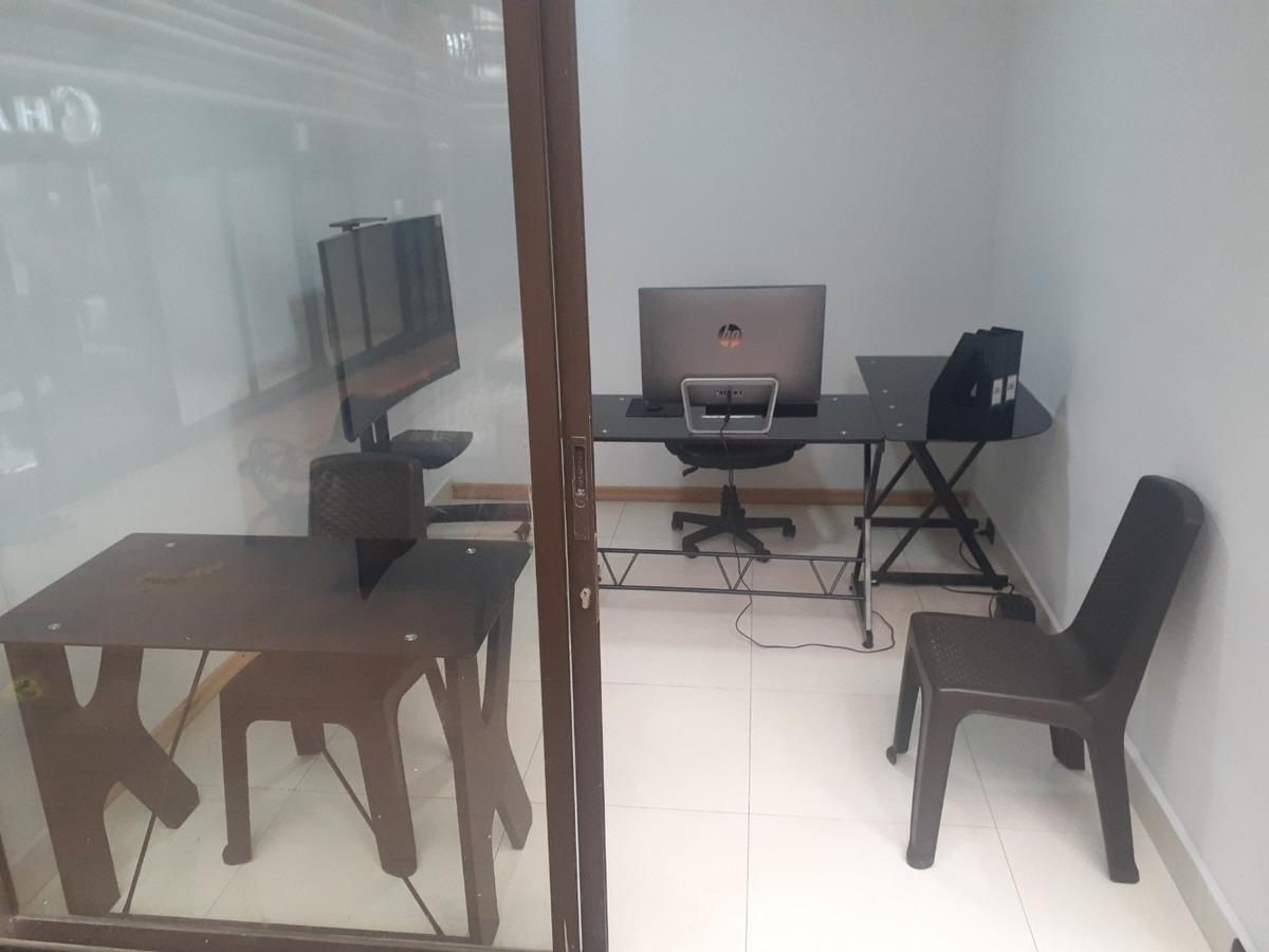 alquiler de oficinas amobladas con servicios incluidos