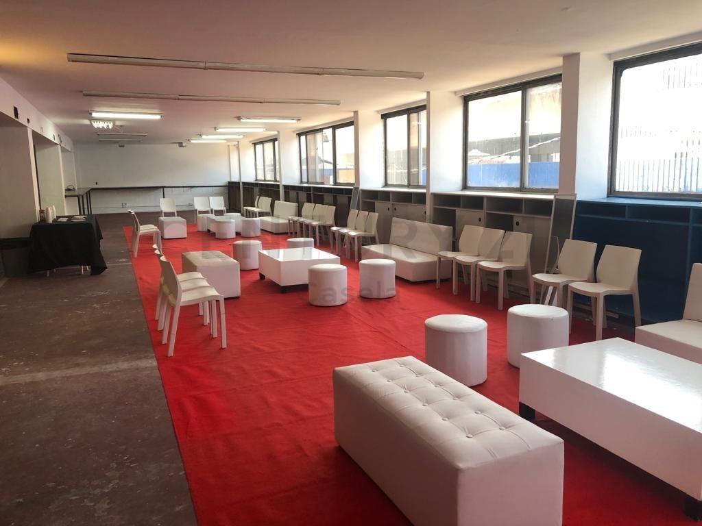 alquiler de oficinas, barracas 1200m2 en 3 plantas