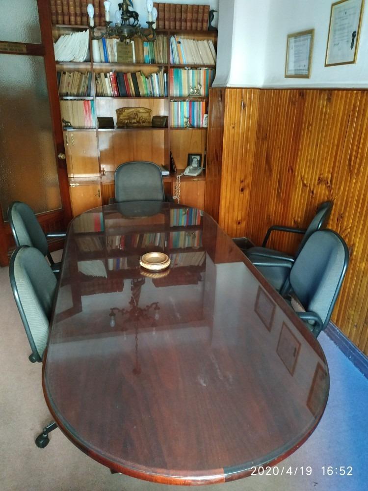 alquiler de oficinas con sala de reuniones y sala de espera