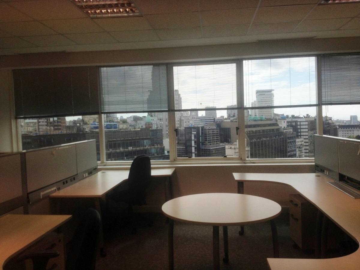 alquiler de oficinas | laminar plaza, catalinas | 3° 327 m²